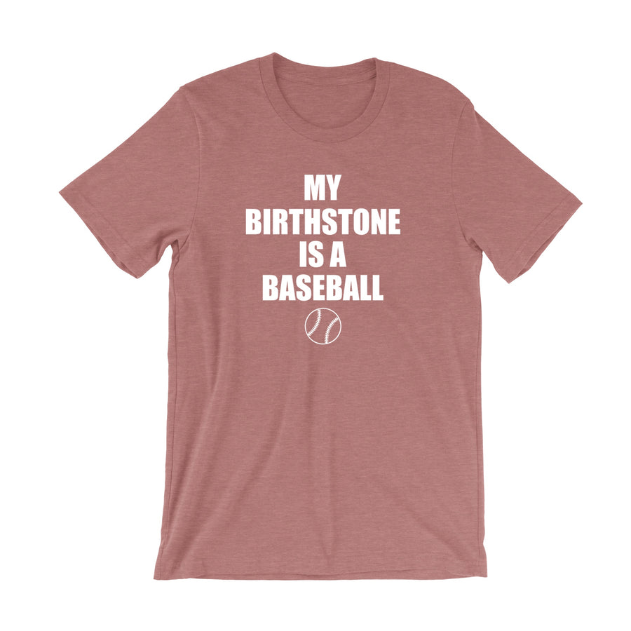 Baseball Birthstone