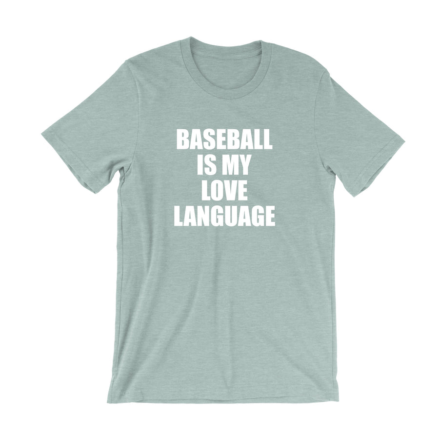 Baseball Love Language