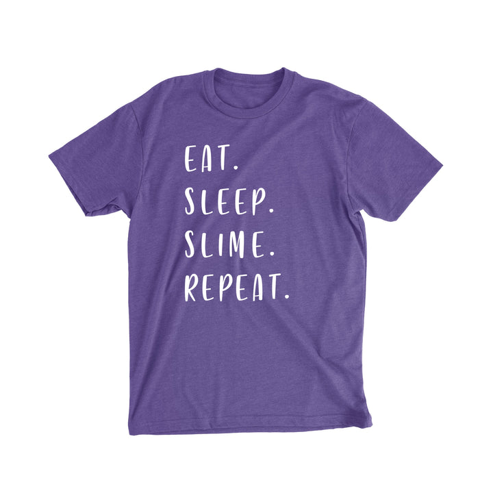 Eat Sleep Slime Repeat
