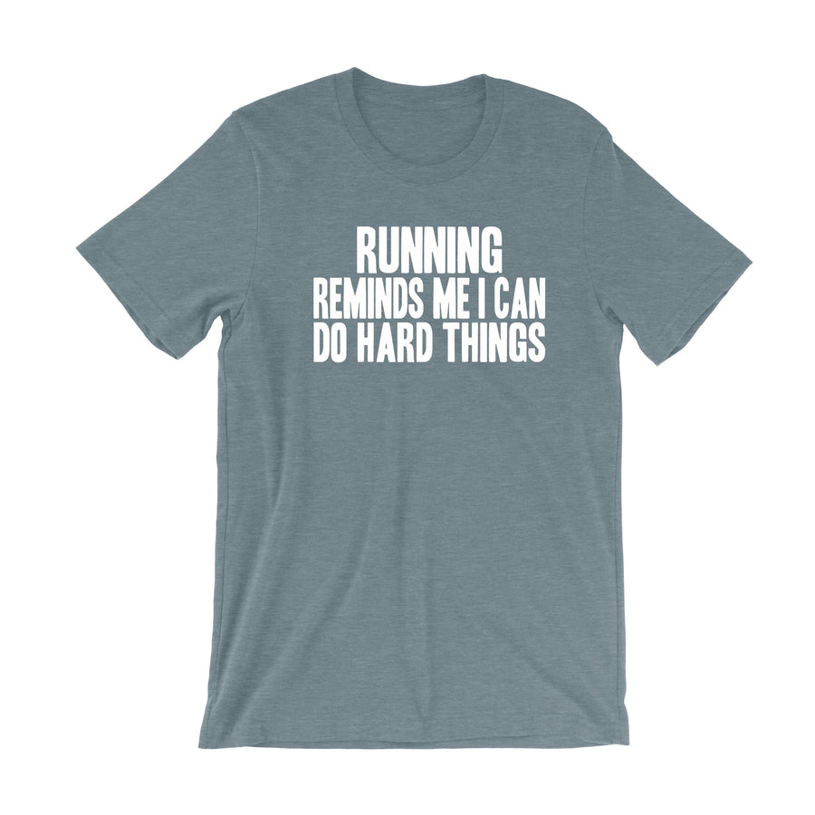 Running Reminds Me