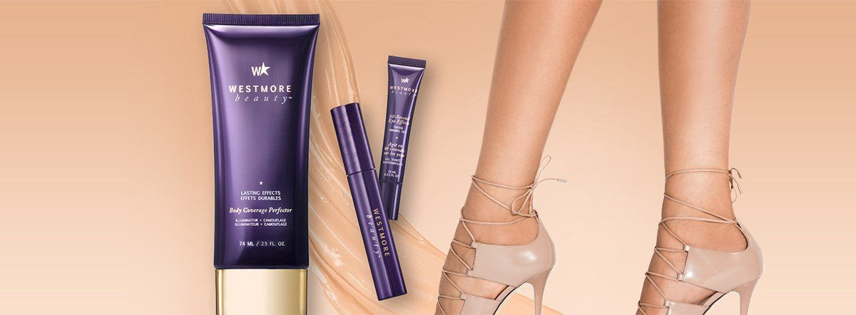 Body Coverage Perfector with 2 free gifts