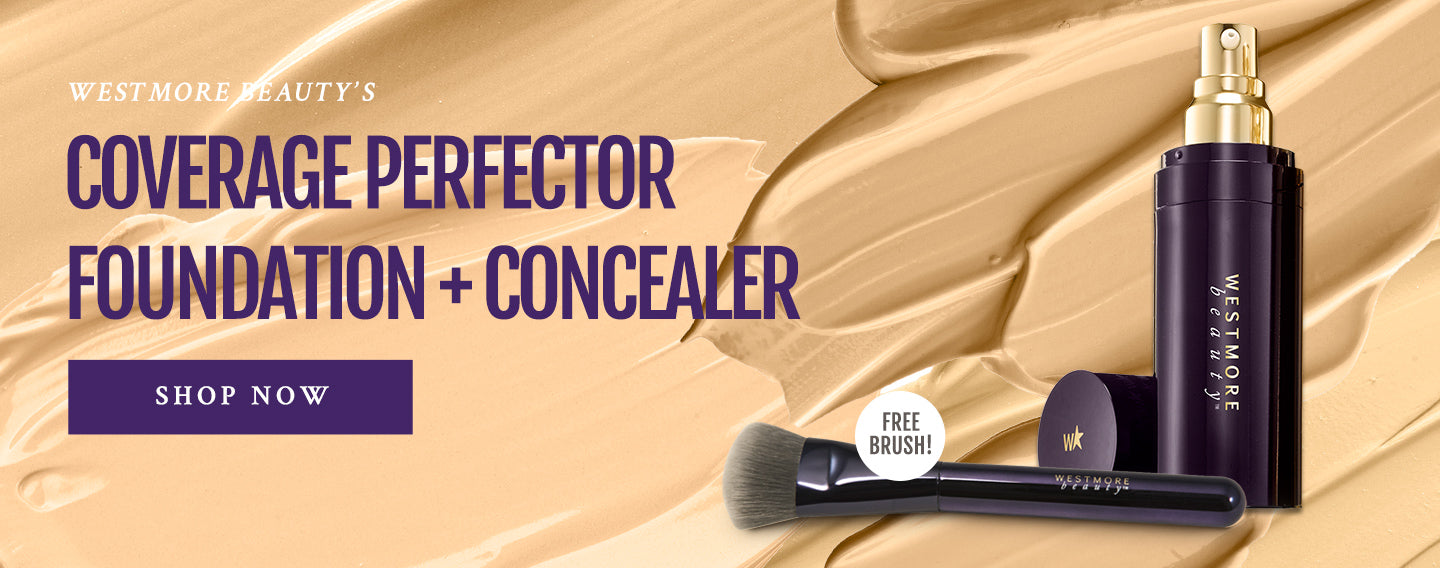 Westmore Beauty Coverage Perfector Foundation + Concealer