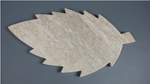 Marble Cutting Board - Leaf
