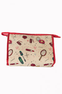 Banned apparel new romantics toiletry bag