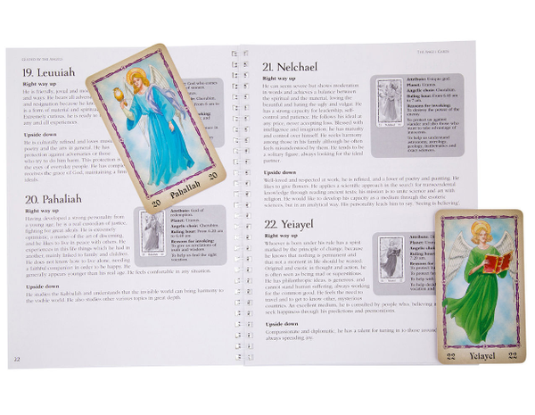 Guided By The Angels Book & Cards Box Set