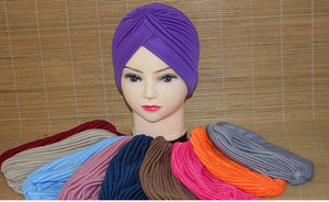 Turbans one size fits all