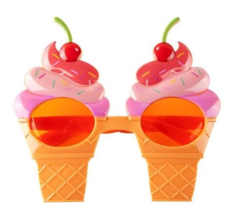 Sunnylife icecream sundae sunglasses