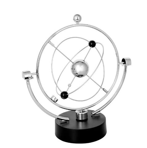 Retro kinetic orb desktop scientific toy