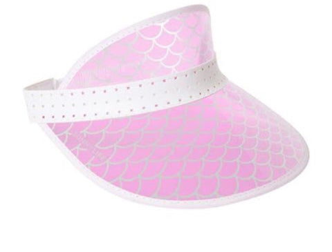 Sunnylife mermaid retro sun visor