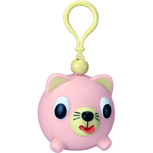 Sankyo Jabber ball JUNIOR in pink choose animal
