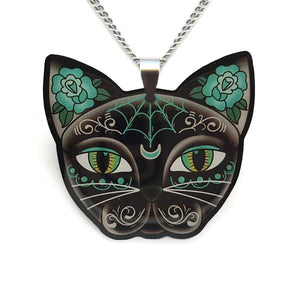 jubly umph LUNA KITTY PENDANT