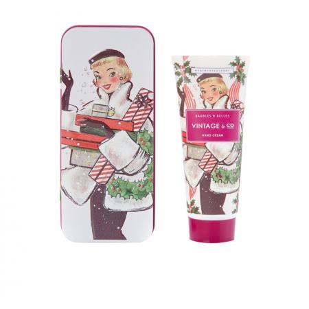 VINTAGE & CO XMAS HANDCREAM