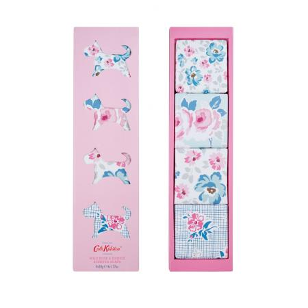 CATH KIDSON WILD ROSE & QUINCE SOAP SET