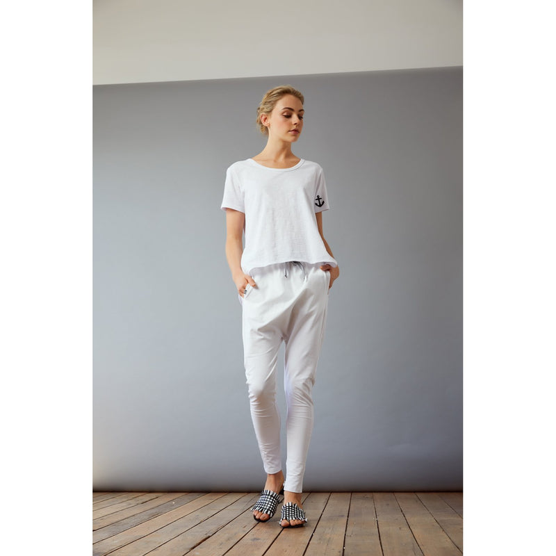BANDE GISELLE SLOUCH PANT