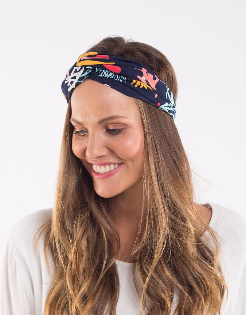 ELM TWIST HEAD BAND