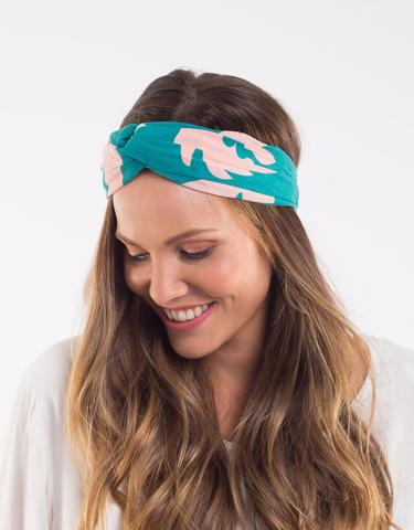 ELM FAUNA TWIST HEADBAND