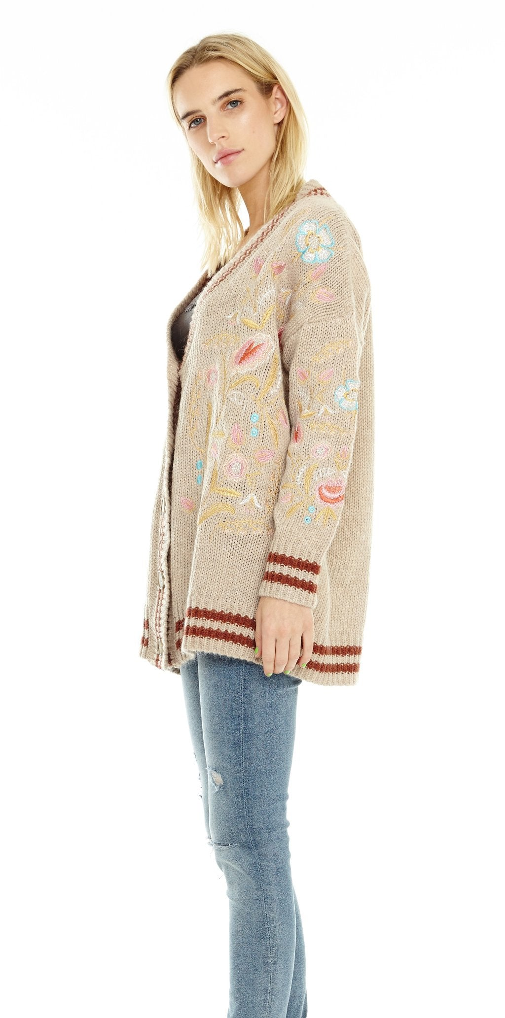ARATTA TOM BOY SWEATER