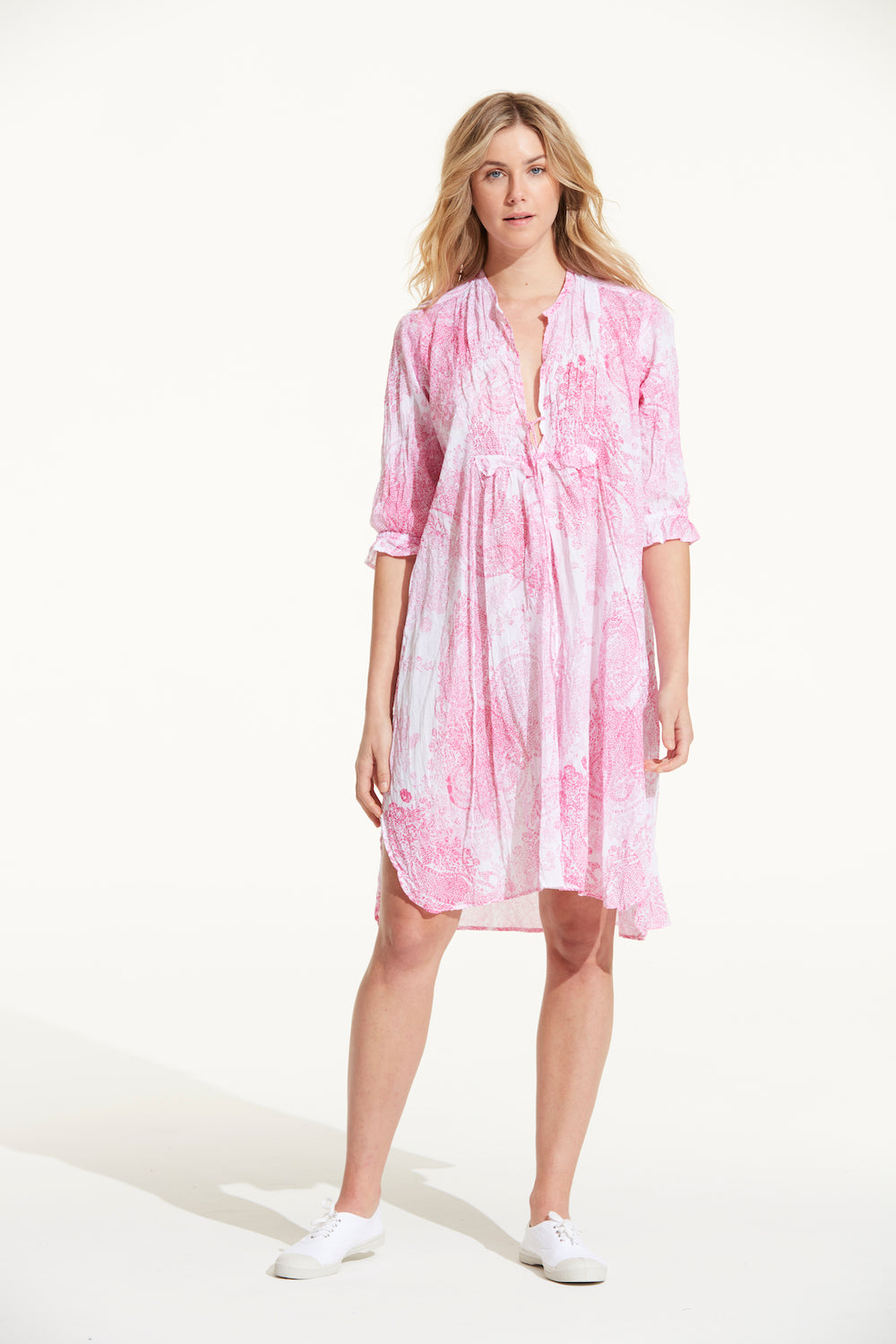 ONE SEASON AUDREY ANTIBES DRESS