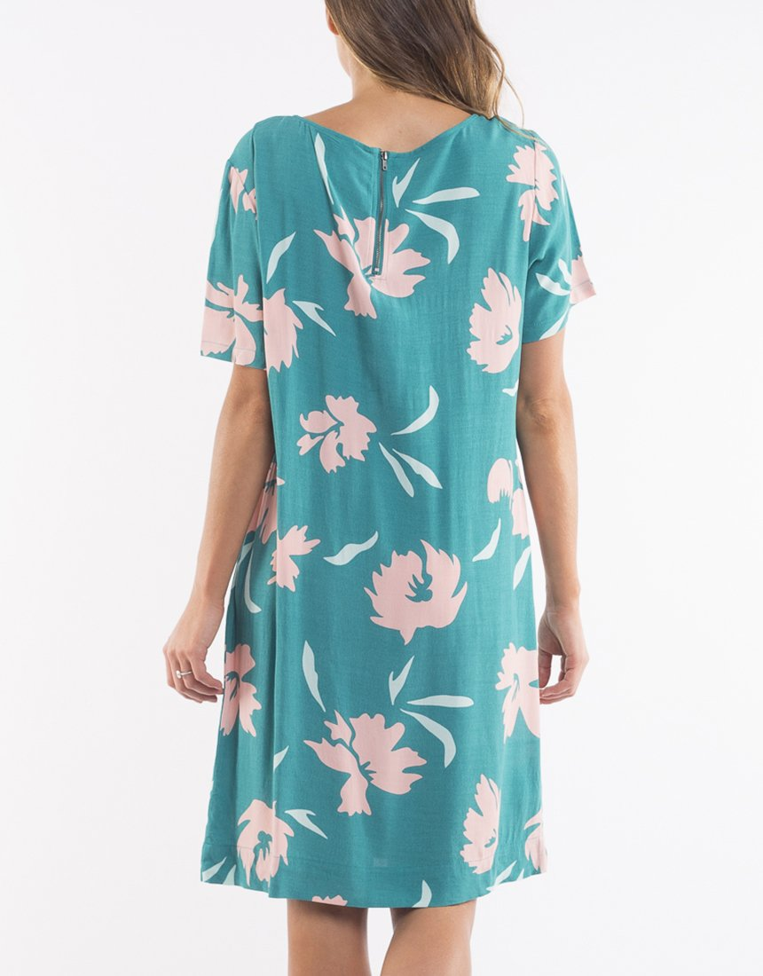 ELM LIFESTYLE FAUNA SHIFT DRESS