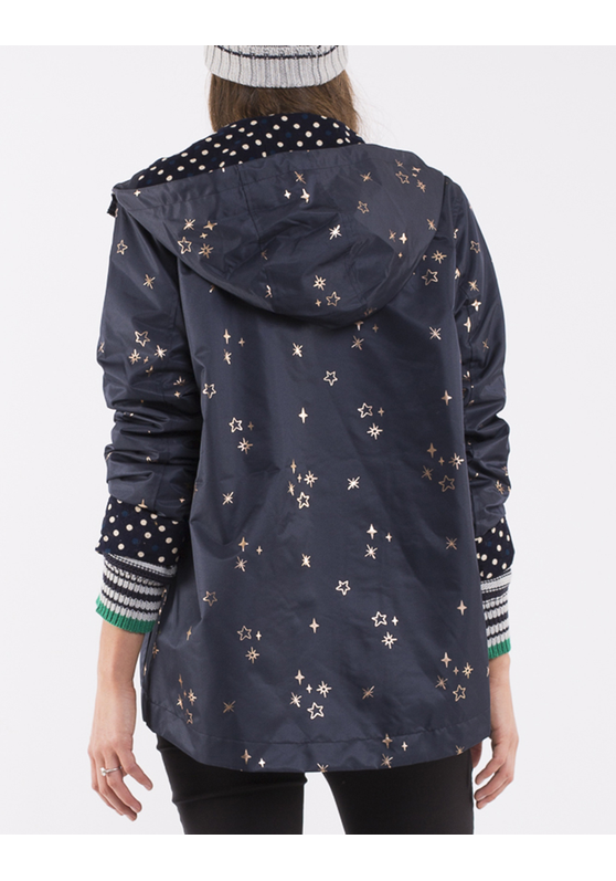 ELM RAIN DROPS JACKET