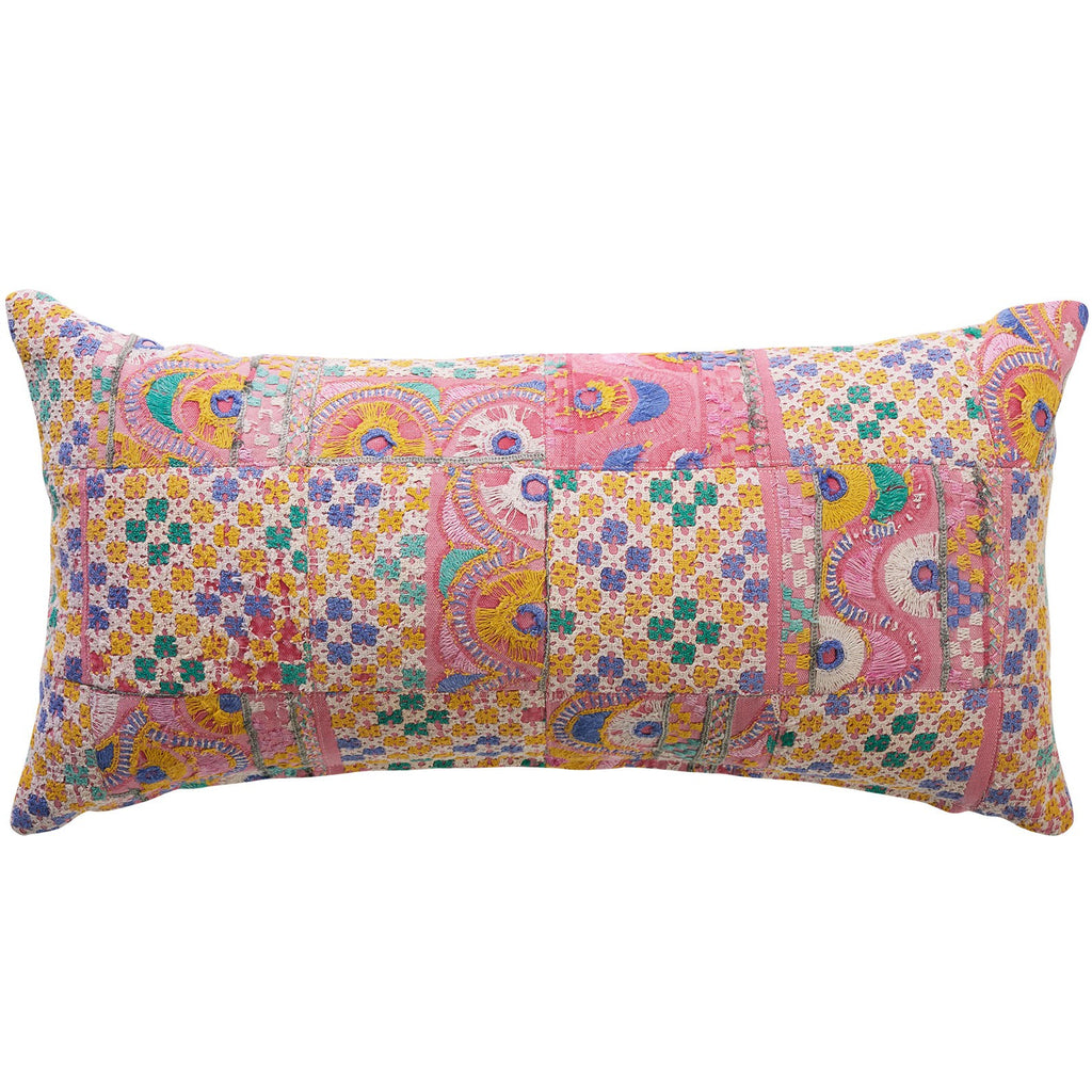 CANVAS ARAWALLI VINTAGE 30 X 60 CUSHION COVER