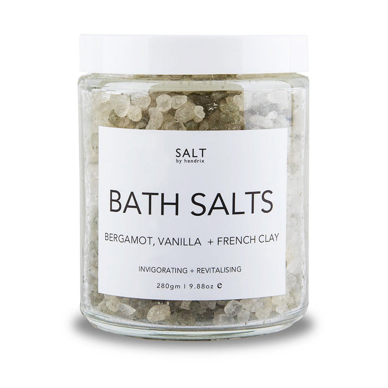 SALT BY HENDRIX BATH SALT