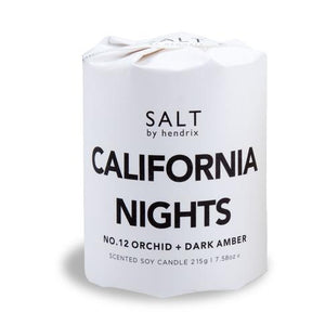 SALT BY HENDRIX CANDLES