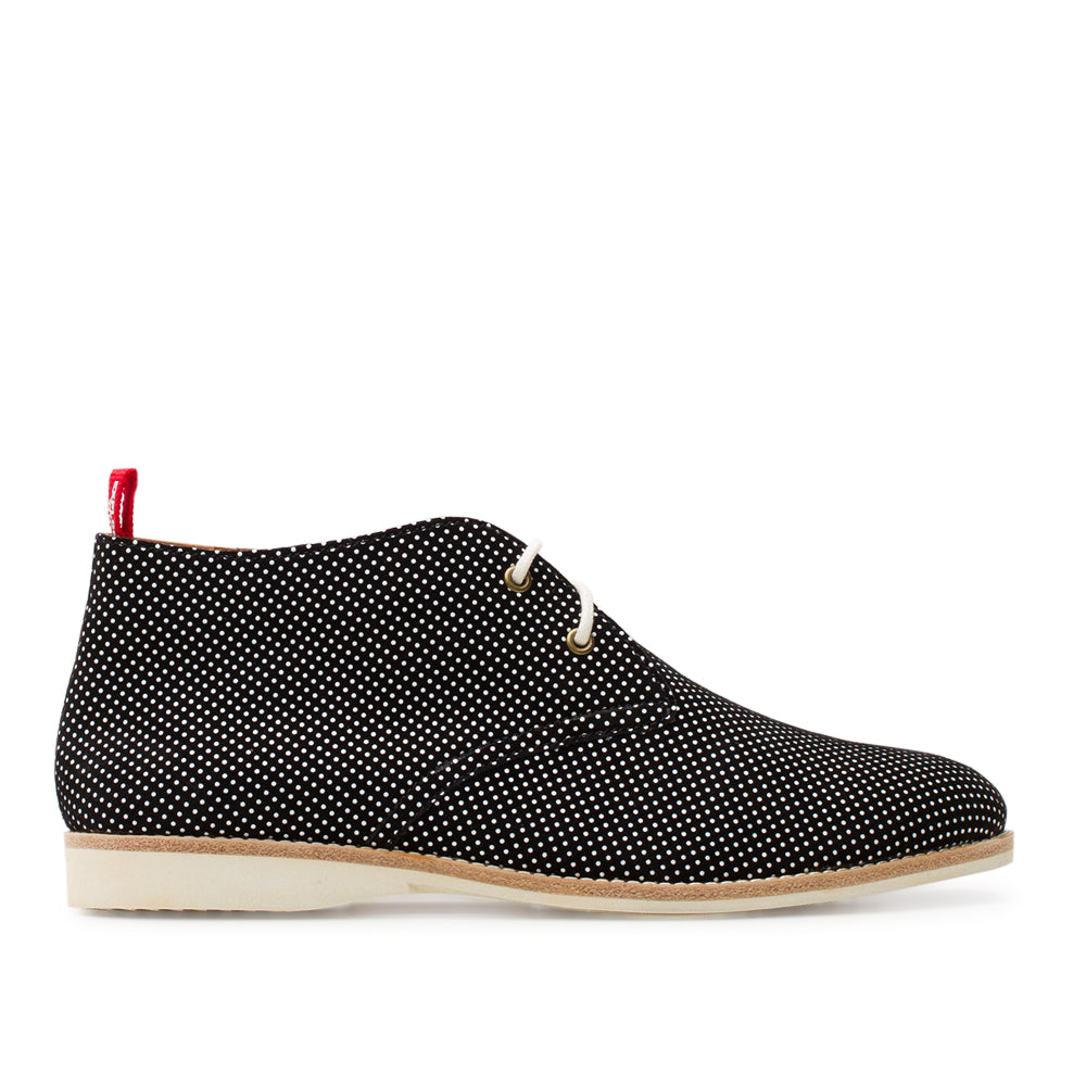 ROLLIE CHUKKA BLACK DREAM