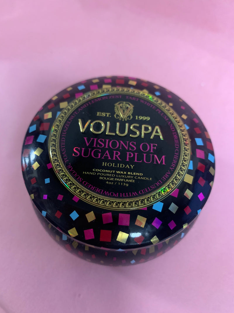 VOLUSPA CINNAMON CEYLON & COPAL TIN
