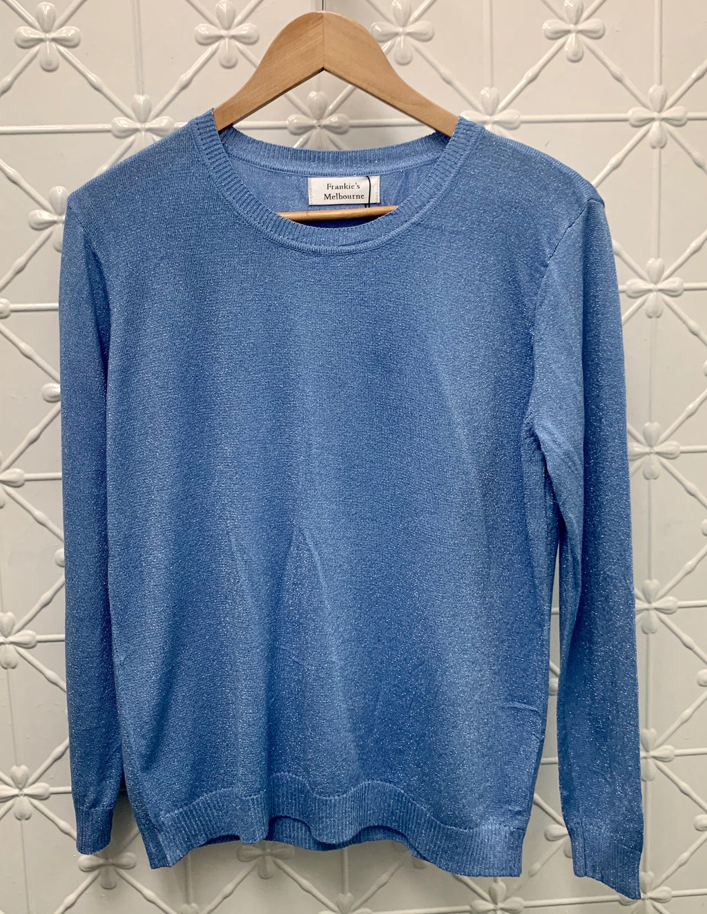 FRANKIES L/S LUREX (MORE COLOURS AVAILABLE)