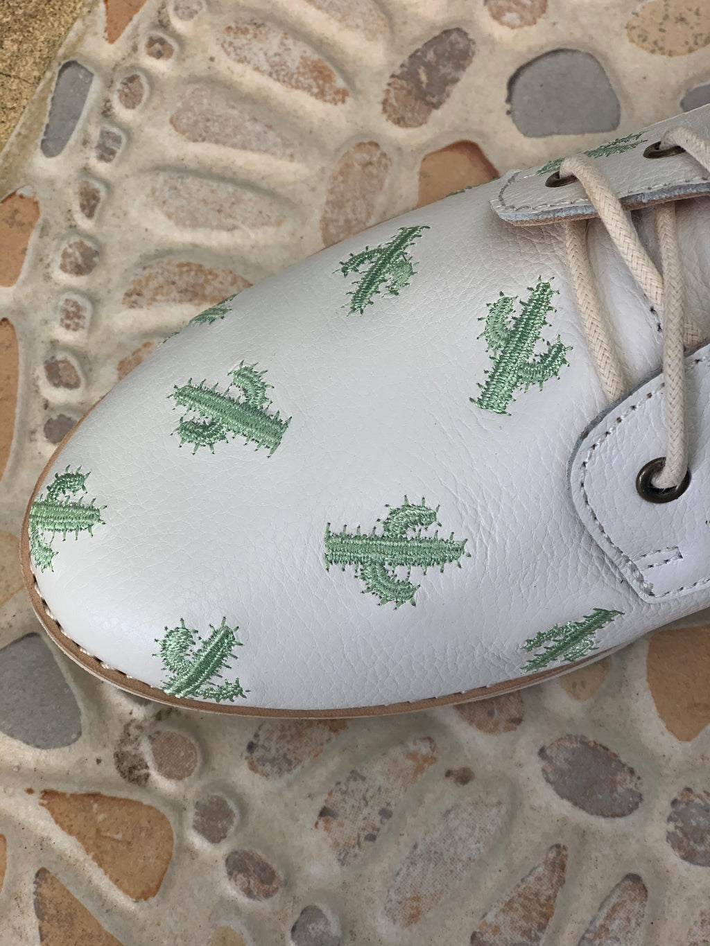 ROLLIE DERBY CACTUS EMBROIDERY