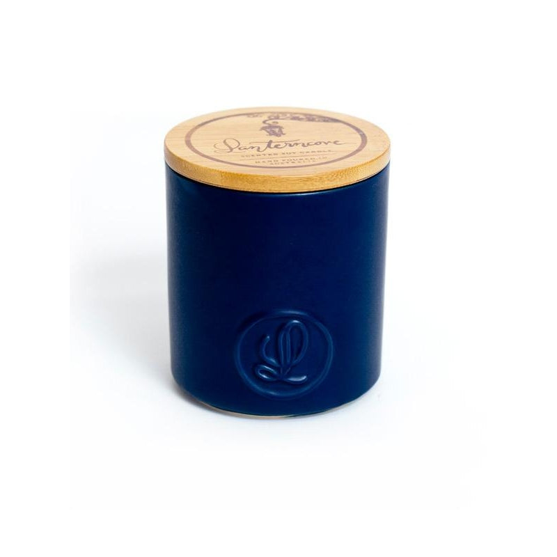 PADDY WAX PASTEL 14.5OZ MIDNIGHT BLUE RUSTIC FIG