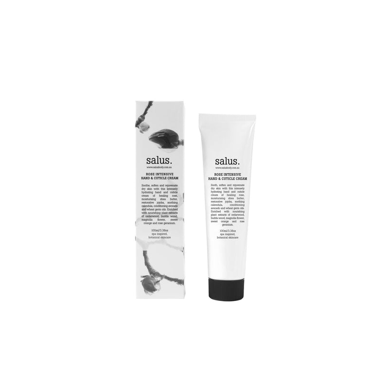 SALUS ROSE INTENSIVE HAND & CUTICLE CREAM