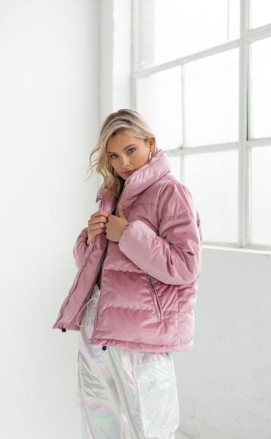 ON TOP CECILLE PUFFER JACKET