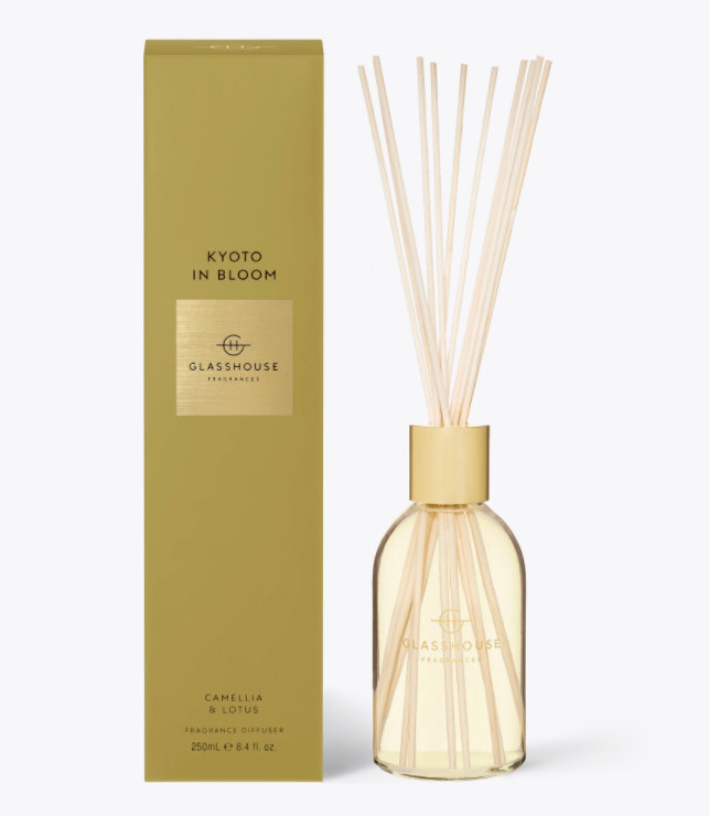 GLASSHOUSE  KYOTO IN BLOOM DIFFUSER