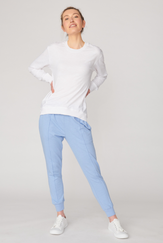 LULU BROOKLYN SWEATER PLAIN