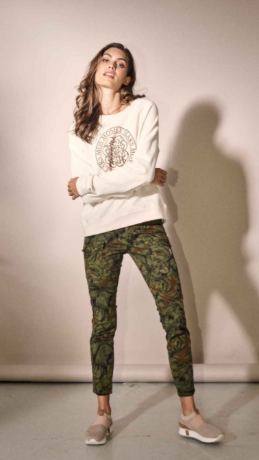 MOS MOSH HURLEY CAMOUFLAGE PANT