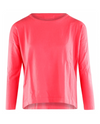 NOT SHY ROUND L/S NECK TOP (MORE COLOURS AVAILABLE)