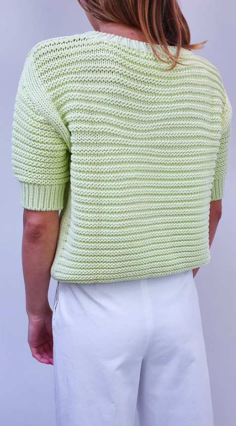 MAISON ANJE LEGIGI JUMPER (MORE COLOURS AVAILABLE)