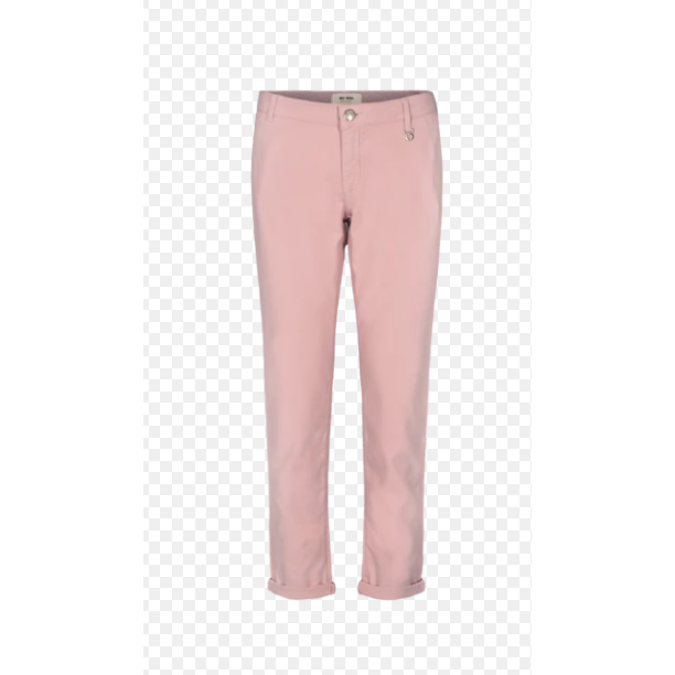 MOS MOSH PERRY JACQUARD CHINO ROSE