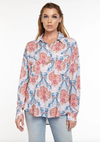 ARATTA ROSE MEDALLION SHIRT