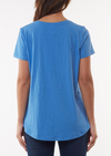 ELM LIFESTYLE SUPERSTAR TEE - BLUE