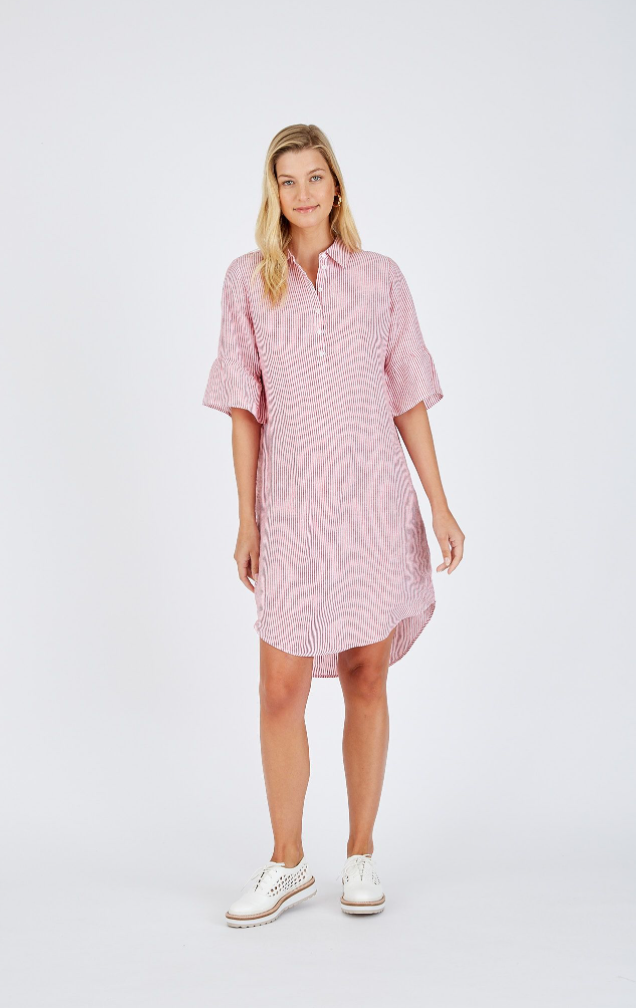 ALESSANDRA MATILDA DRESS STRIPE