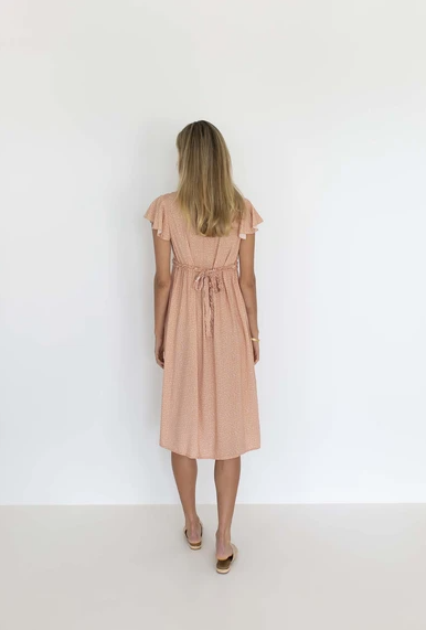 HUMIDITY ZETA DAISY DRESS