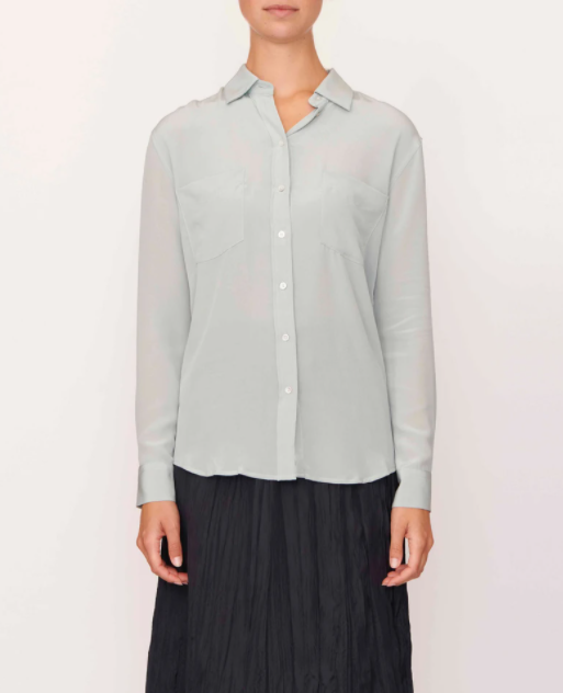 POL WAVE SHIRT - MIST