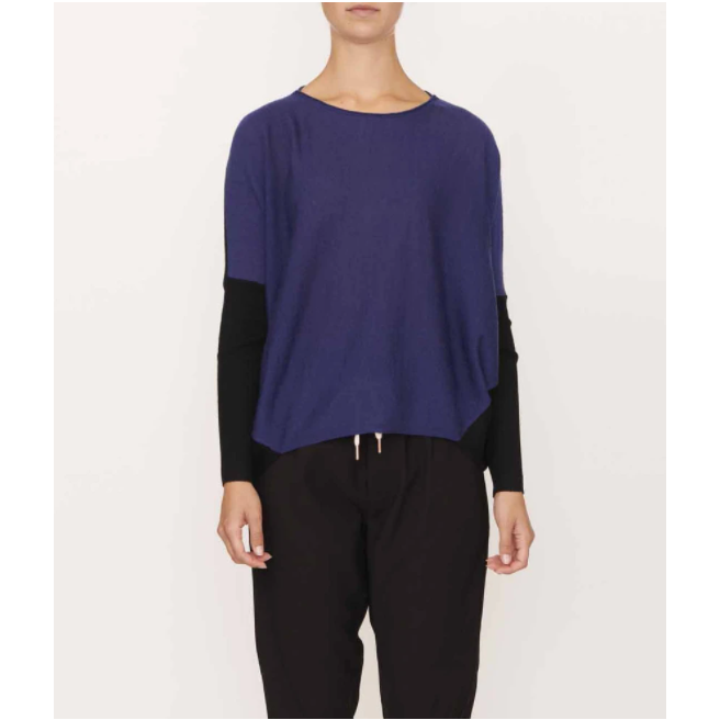 POL NANO DRAPED KNIT