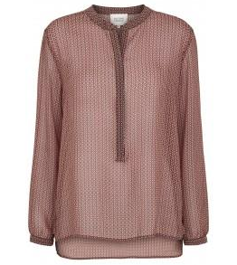 SECOND FEMALE LEEN BLOUSE