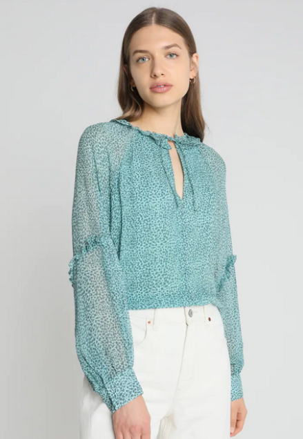 SECOND FEMALE LYKKE BLOUSE