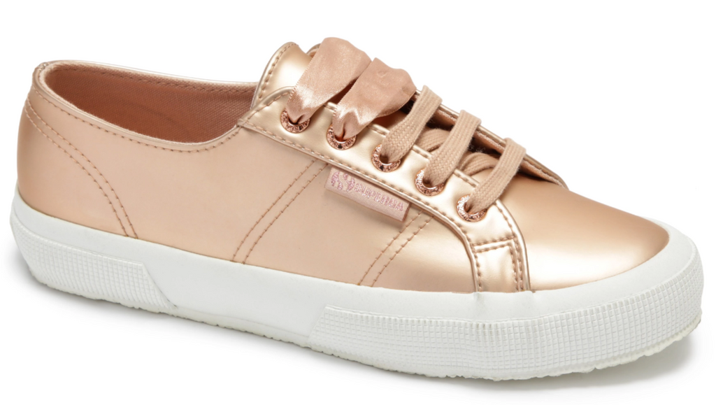 SUPERGA 2750 - SYNTPEARLEDW PINK NUDE