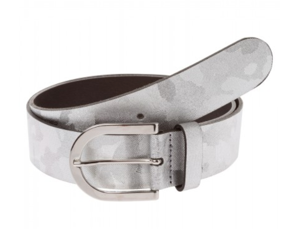 MARC AUREL BELT SILVER